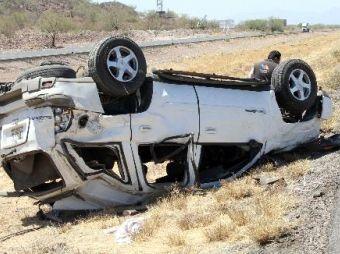 Deja accidente en tramo Hermosillo - Guaymas un muertos y dos lesionados