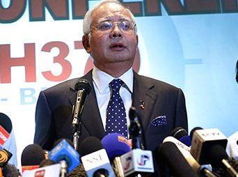 Avión desaparecido cayó en el sur del océano Índico, confirma Malasia
