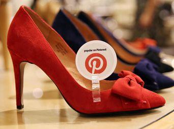 Tiendas venden productos recomendados en Pinterest