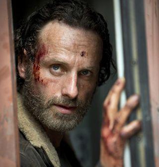 Filtran imagen de la quinta temporada de The Walking Dead