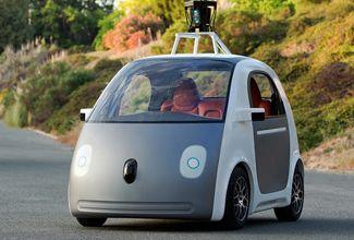 Google hace pruebas con el auto que se conduce solo