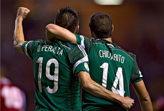 La Selección Mexicana de Futbol bajó un lugar en el ranking de la FIFA octubre 2014