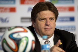 """Entrega """"Piojo"""" Herrera reporte del Mundial de Brasil"""