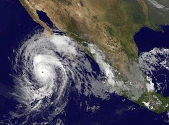 Municipios de Sonora que están en alerta por huracán Simón