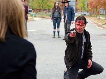 ¿Quién morirá en el final de temporada de The Walking Dead?