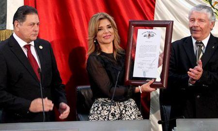 Claudia Pavlovich es la primera Gobernadora de Sonora