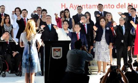 Toma protesta Maloro como Presidente de Hermosillo