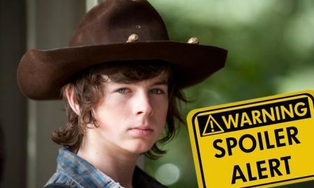 ¿Carl perderá un ojo en The Walking Dead?