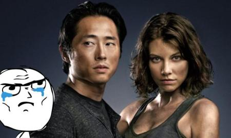 Maggie buscará a Glenn en The Walking Dead 6 Capítulo 5
