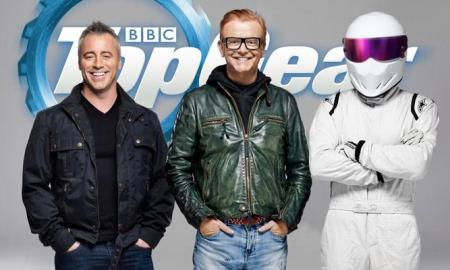 Matt LeBlanc será presentador de Top Gear