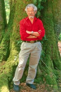 David Suzuki - body