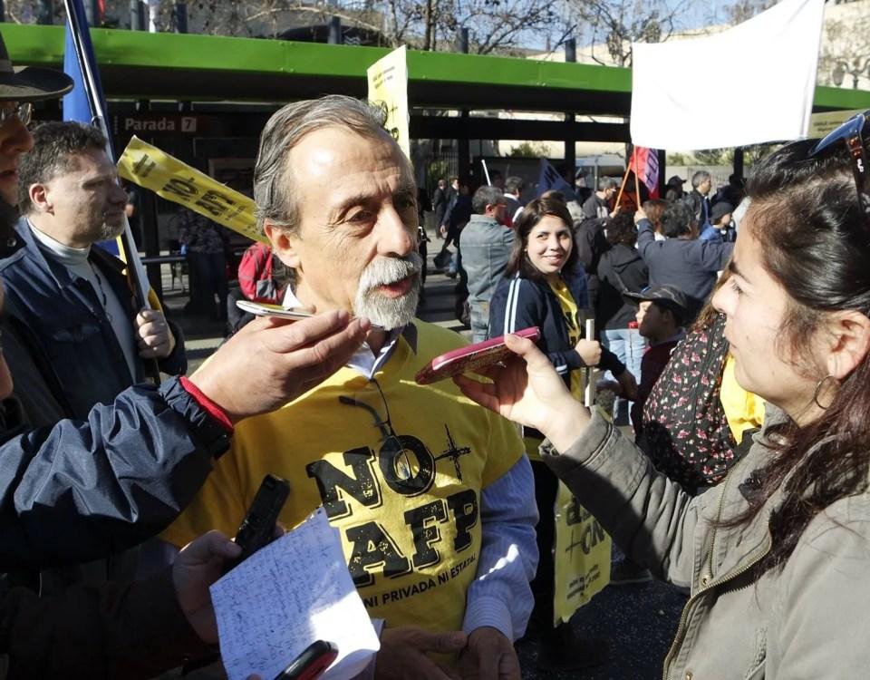 Luis Mesina No mas AFP