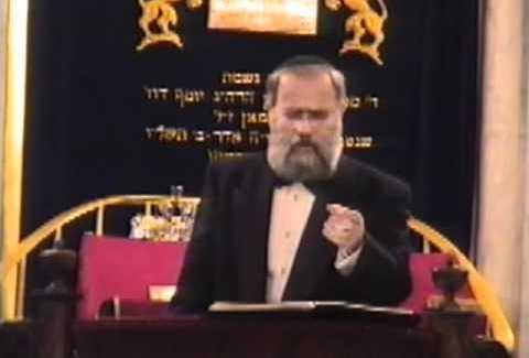 Yaacob Toledano: jazán de la Gran Sinagoga Beth Yaacob de Ginebra