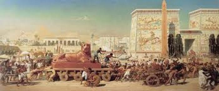 "Oratorio ""Israel en Egipto"" de Haendel"