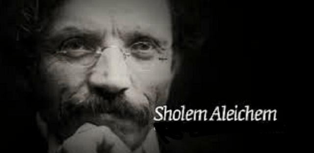 Sholem Aleijem transforma al ídish en lengua literaria