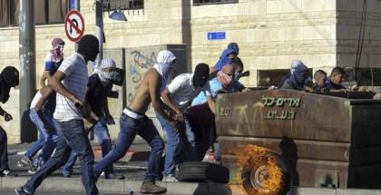 disturbios jerusalen