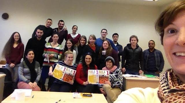 La Universidad de Bar Ilán apuesta por el castellano, con la profesora Nuria Brufau