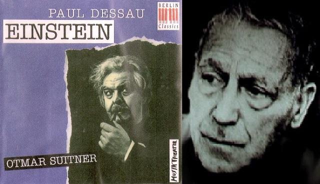 """""""Einstein"""" de Paul Dessau"""