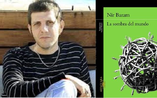 """""""La sombra del mundo"""", con su autor Nir Baram"""