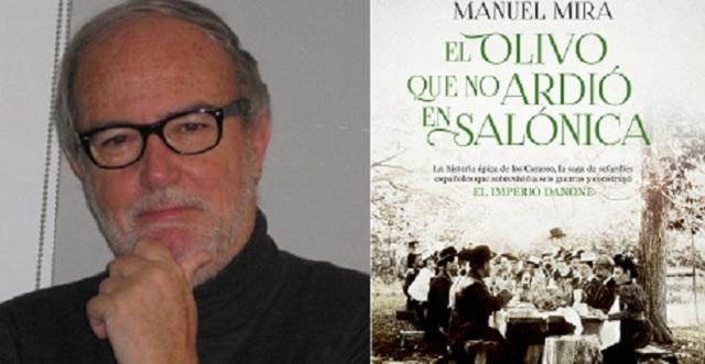 Manuel Mira, Novelist