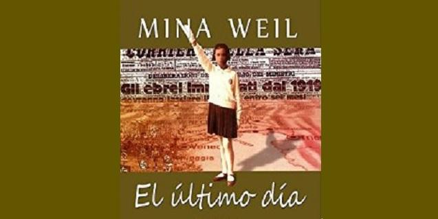 """""""El último día"""" de Mina Weil, con su editor Roberto Sánchez Soria"""