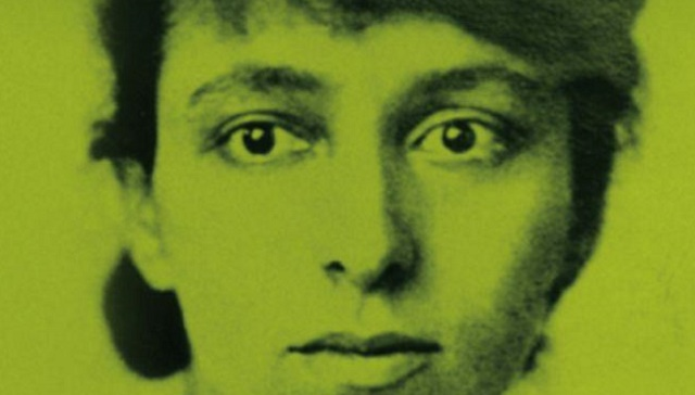 """""""Campos de la despedida. Una imagen de Gertrud Kolmar"""", con su autora Mar García Lozano"""