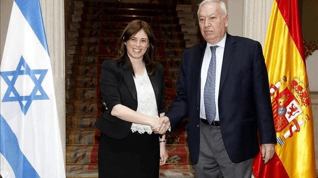 Tzipi Hotovely, Ministra (adjunta) de Exteriores de Israel, de misión en España