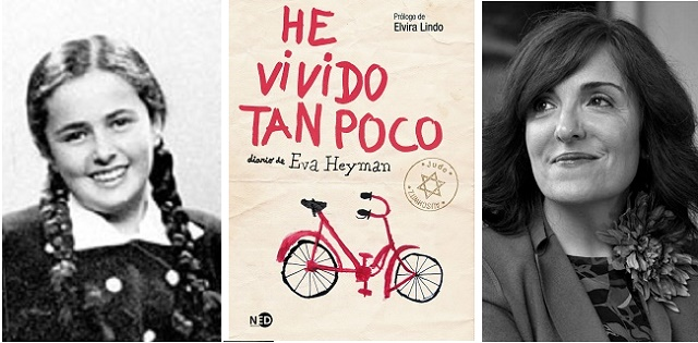 Eva Heyman and her Diary, with Elvira Lindo