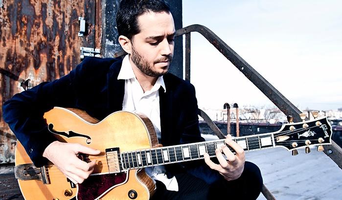 Yotam Silberstein: A Brasil con una guitarra