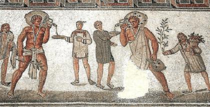 esclavo romano