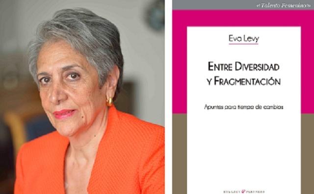 """""""Entre diversidad y fragmentación"""", con su autora Eva Levy"""