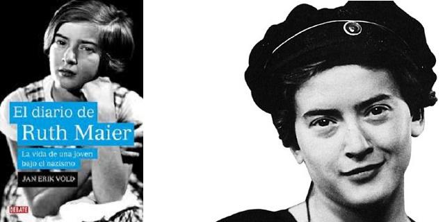 Ruth Maier, noviembre de 1937, 1938, 1939 y 1942