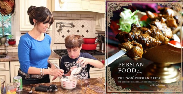 Reyna Simnegar: Converso Roots, Persian Cooking