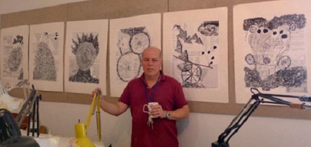 Marc Shanker: Illustrating Ladino Proverbs