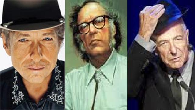Asimov y un combate entre Cohen y Dylan, con José Manuel Tenorio