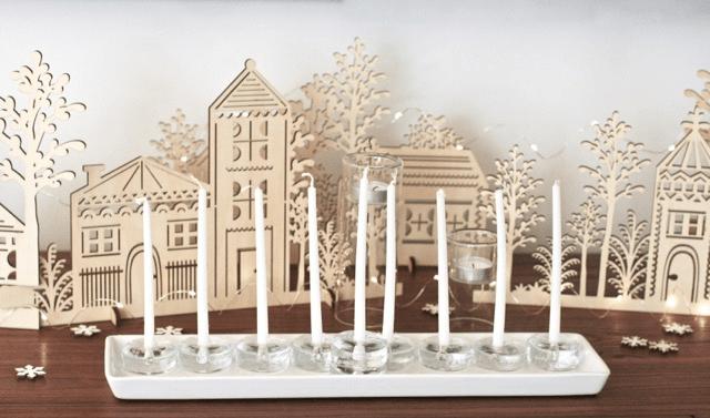 Una velada de Hanukkah en Varsovia (1ª parte)