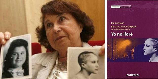 Ida Grinspan, Auschwitz-Birkenau febrero 1944