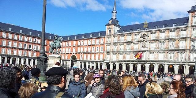Una visita guiada al Madrid judío, con Ziva Freidkes