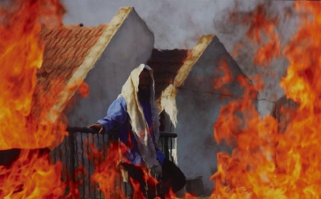 Capítulo 19: arde el shtetl