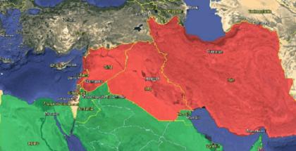 iran arabia