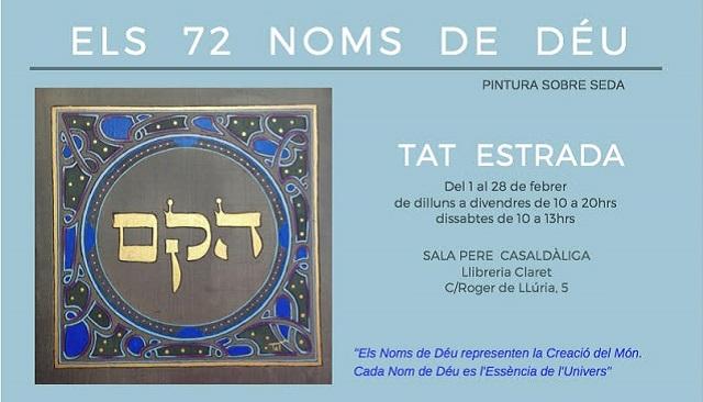 Los 72 nombres de Dios, con Tat Estrada