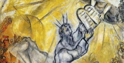chagall mandamientos