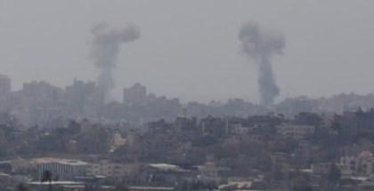 Fuerza-Aerea-Gaza