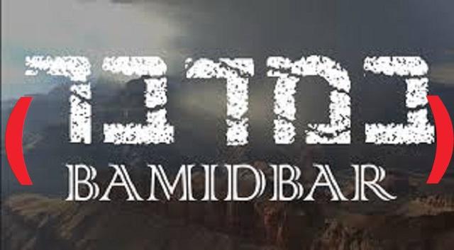 Bamidbar, o el paréntesis temporal