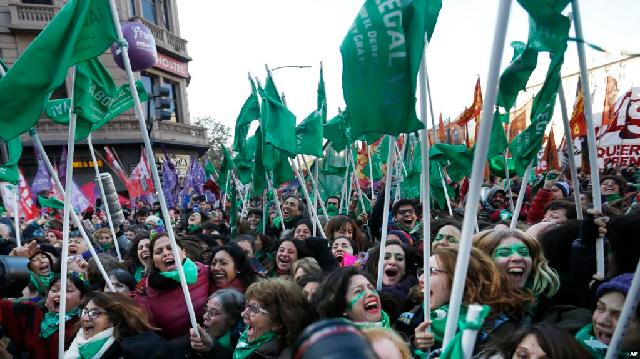 La izquierda sionista y la movilización por la legalización del aborto, con Gustavo Efron
