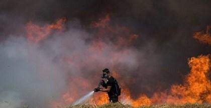 incendiosIsrael