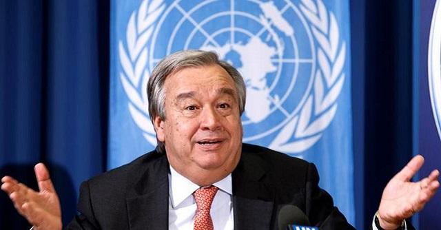 A 25 años de los Acuerdos de Oslo, Guterres se equivoca