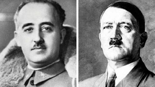 Guerra civil y nazismo