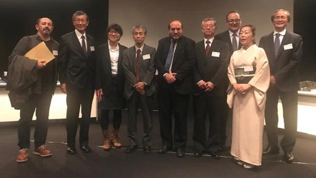 Cultura sefardí en el Instituto Cervantes de Tokio, con Fernando Martínez-Vara de Rey