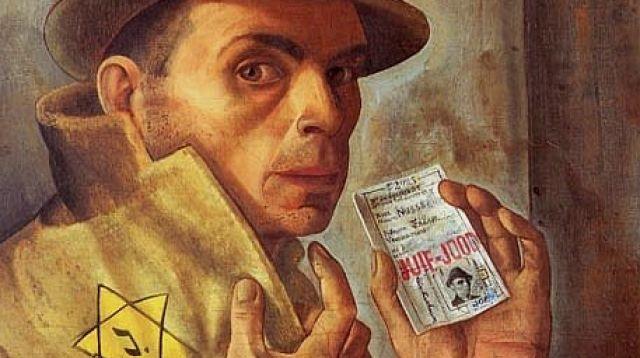 Felix Nussbaum. Artista plástico. Osnabrück, 1904-Auschwitz, 1944